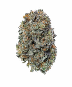 green bud with