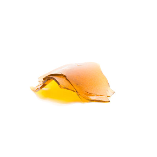 light yellow cannabis concentrate
