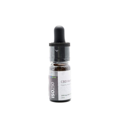 single oil tincture infused with cbd